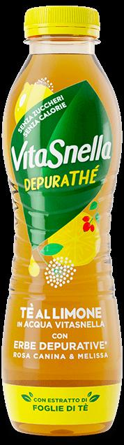 Depurathé al limone